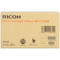 RICOH K199/G 888548 CARTUCCIA GEL GIALLO