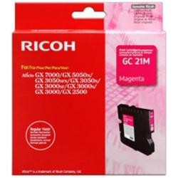 RICOH K202/M 405534 INK GEL MAGENTA .