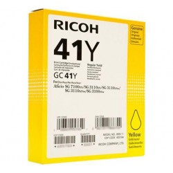 RICOH RHGC41Y 405764 INK GEL GIALLO --.
